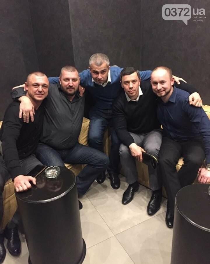 Суддя Анісімов та екс-депутат Брязкало