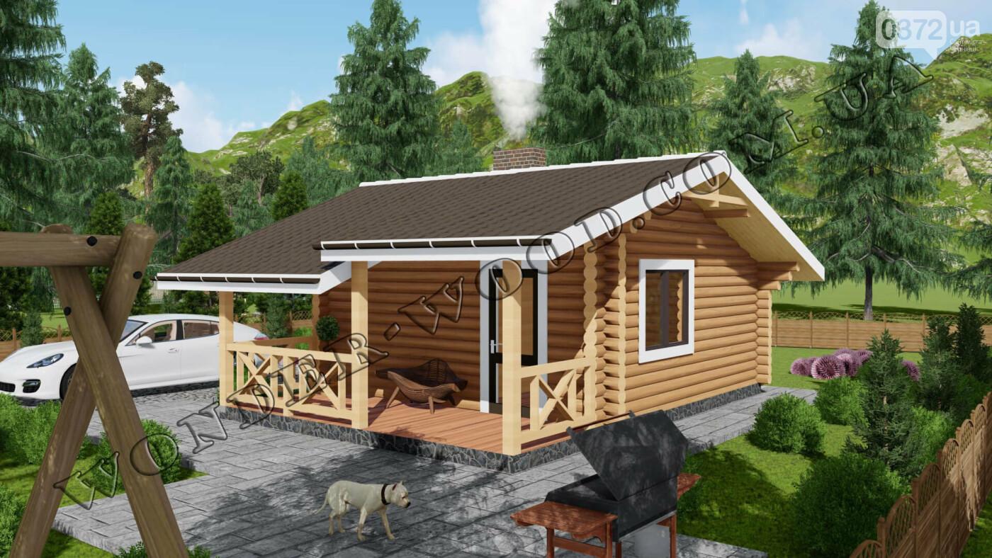 Дерев'яний будинок - мрія чи реальність?, фото-4