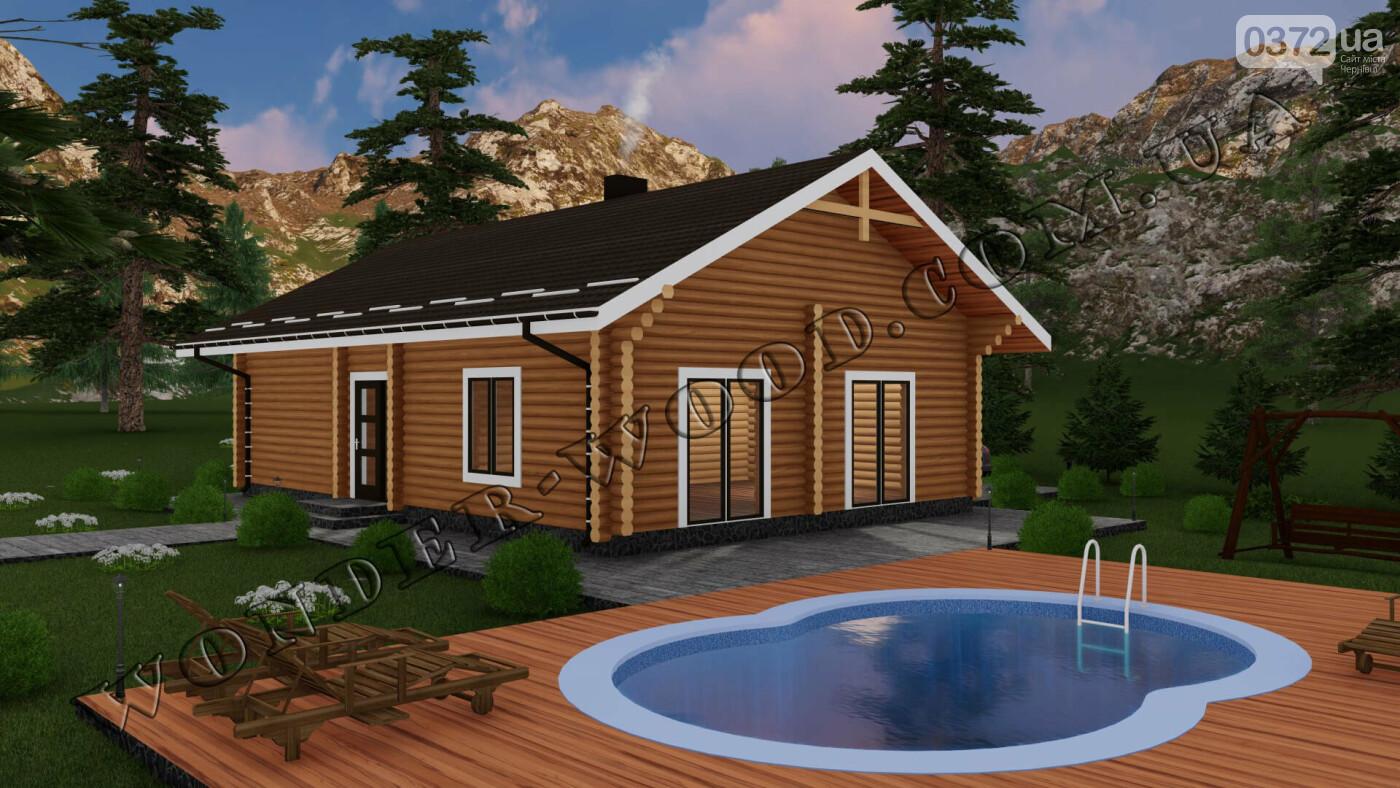 Дерев'яний будинок - мрія чи реальність?, фото-3