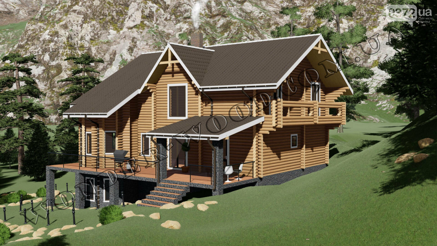 Дерев'яний будинок - мрія чи реальність?, фото-1