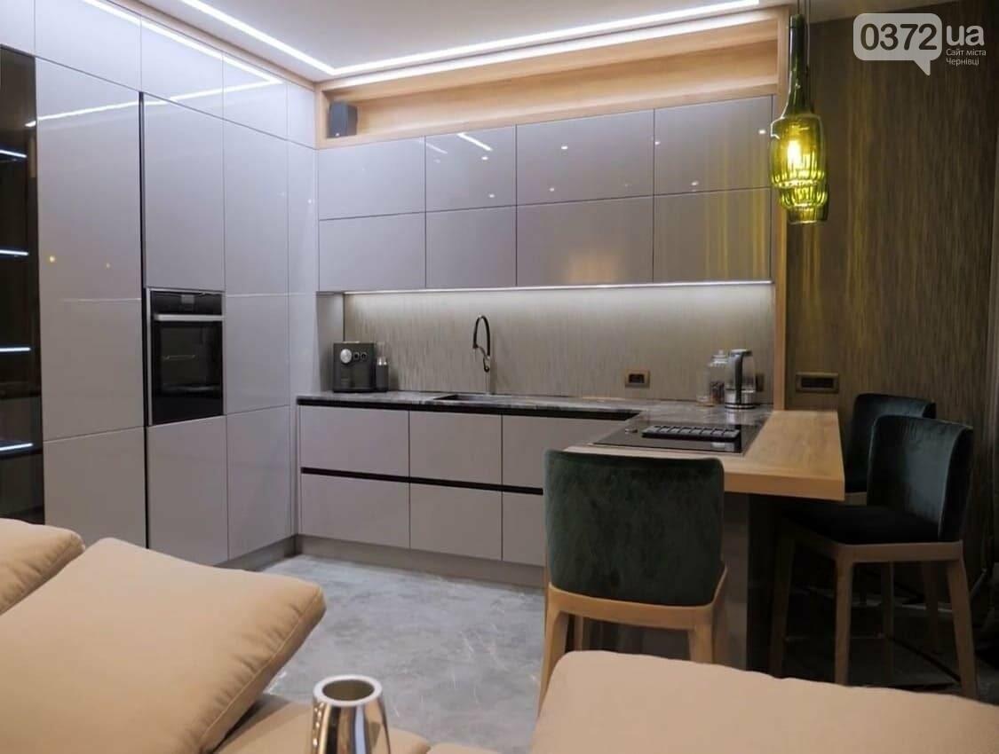 П-подібна кухня з барною стійкою: стильний та практичний гарнітур, фото-1