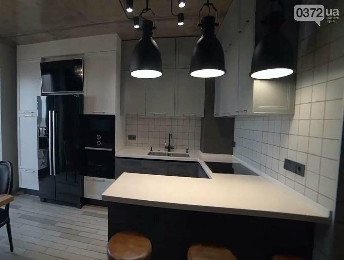 П-подібна кухня з барною стійкою: стильний та практичний гарнітур, фото-4