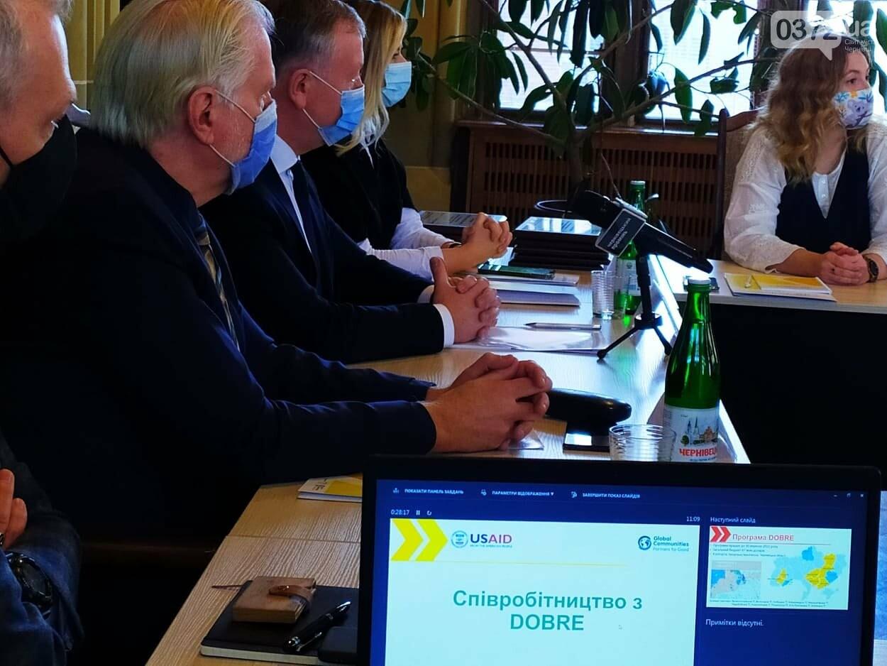 У Чернівцях уклали меморандум про співпрацю в рамках програми DOBRE (ФОТОРЕПОРТАЖ), фото-7, фото 0372.ua