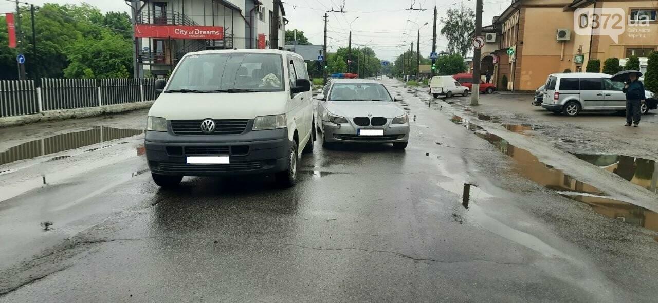 ДТП на вулиці Січових стрільців