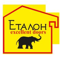 Логотип - Еталон - вікна та двері