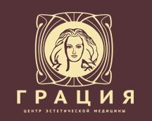 Логотип - Грація, центр естетичної медицини в Чернівцях