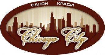 Логотип - Chіcago City, салон краси