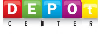Логотип - ТРЦ DEPO't center