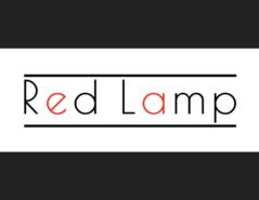 Логотип - Red Lamp, drink-бар в Чернівцях
