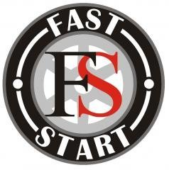 Логотип - Fast Start, СТО надання послуг в Чернівцях