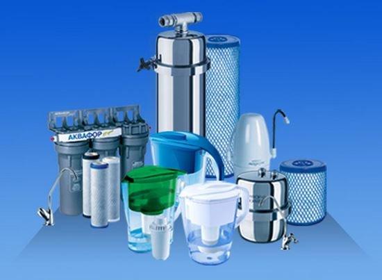 Аквіус Чернівці - фільтри для води