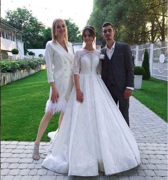 Весільний банкет Чернівці