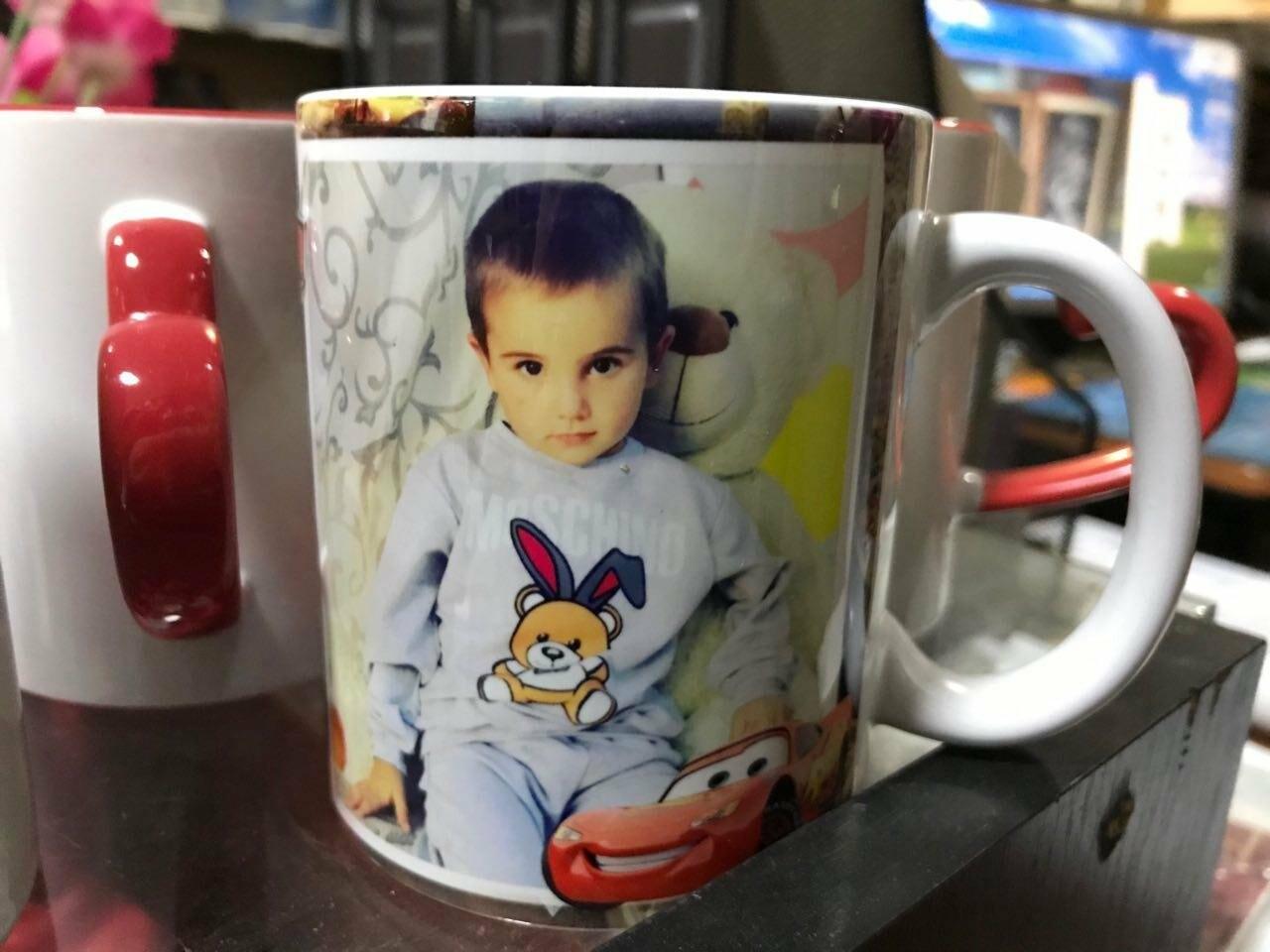 Фотосувеніри - подарунок для близьких, Фотокераміка від ПП Лєкар