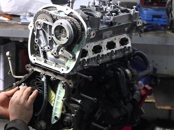 Технічне обслуговування двигунів внутрішнього згоряння:, фото-1