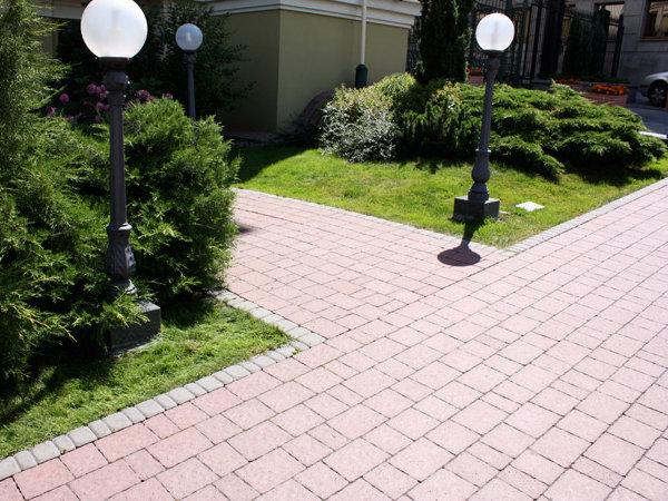 Тротуарна плитка «Римський камінь», фото-1