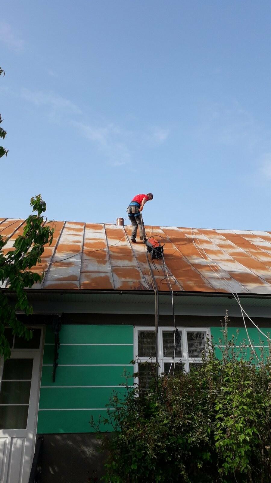 Професійне фарбування дахів , фото-3