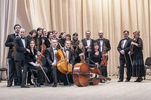 Камерний оркестр Чернівецької філармонії, фото-1