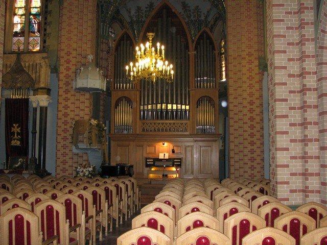 Органний зал філармонії, фото-1
