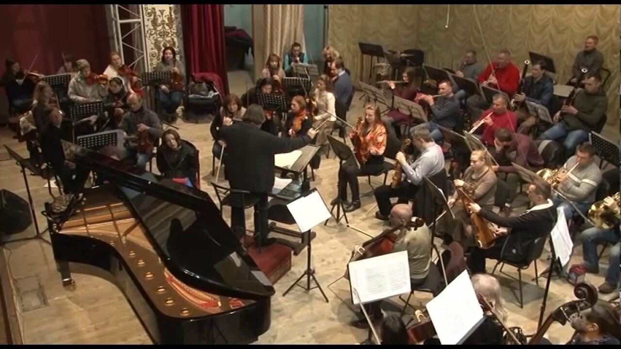 Академічний симфонічний оркестр Чернівецької філармонії, фото-2