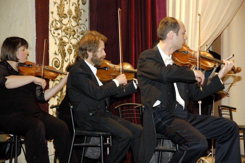 Академічний симфонічний оркестр Чернівецької філармонії, фото-3