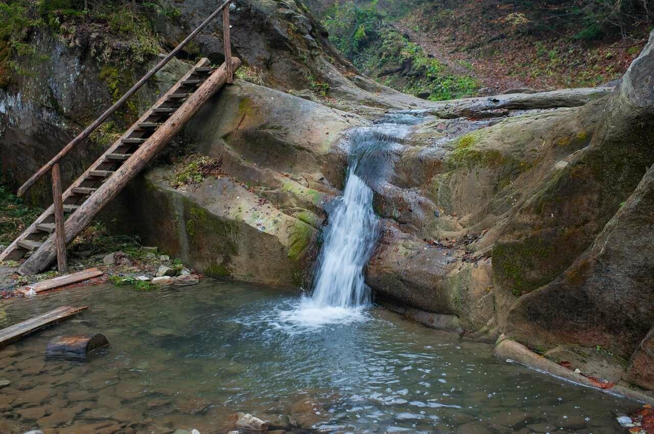 Буковинські водоспади