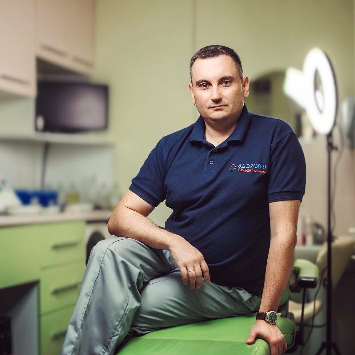 Лікар ЛОР Чернівці