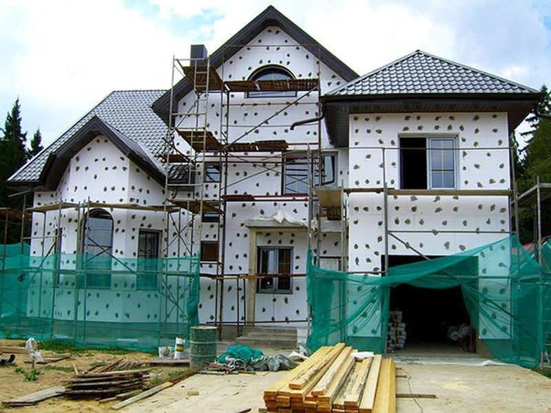 Фасадні роботи у Чернівцях