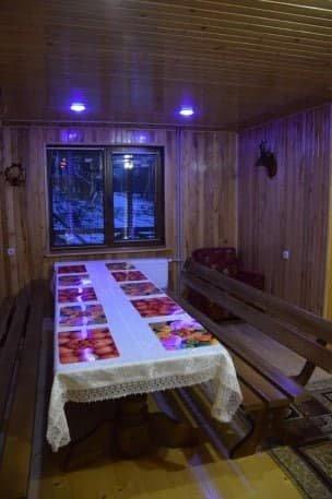 Сауна та апартаменти Чернівці, Криївка у ставка