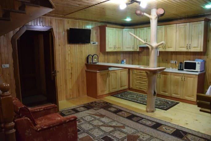 Апартаменти - будиночок в Карпатах - Берегомет, Мигово, Криївка у ставка