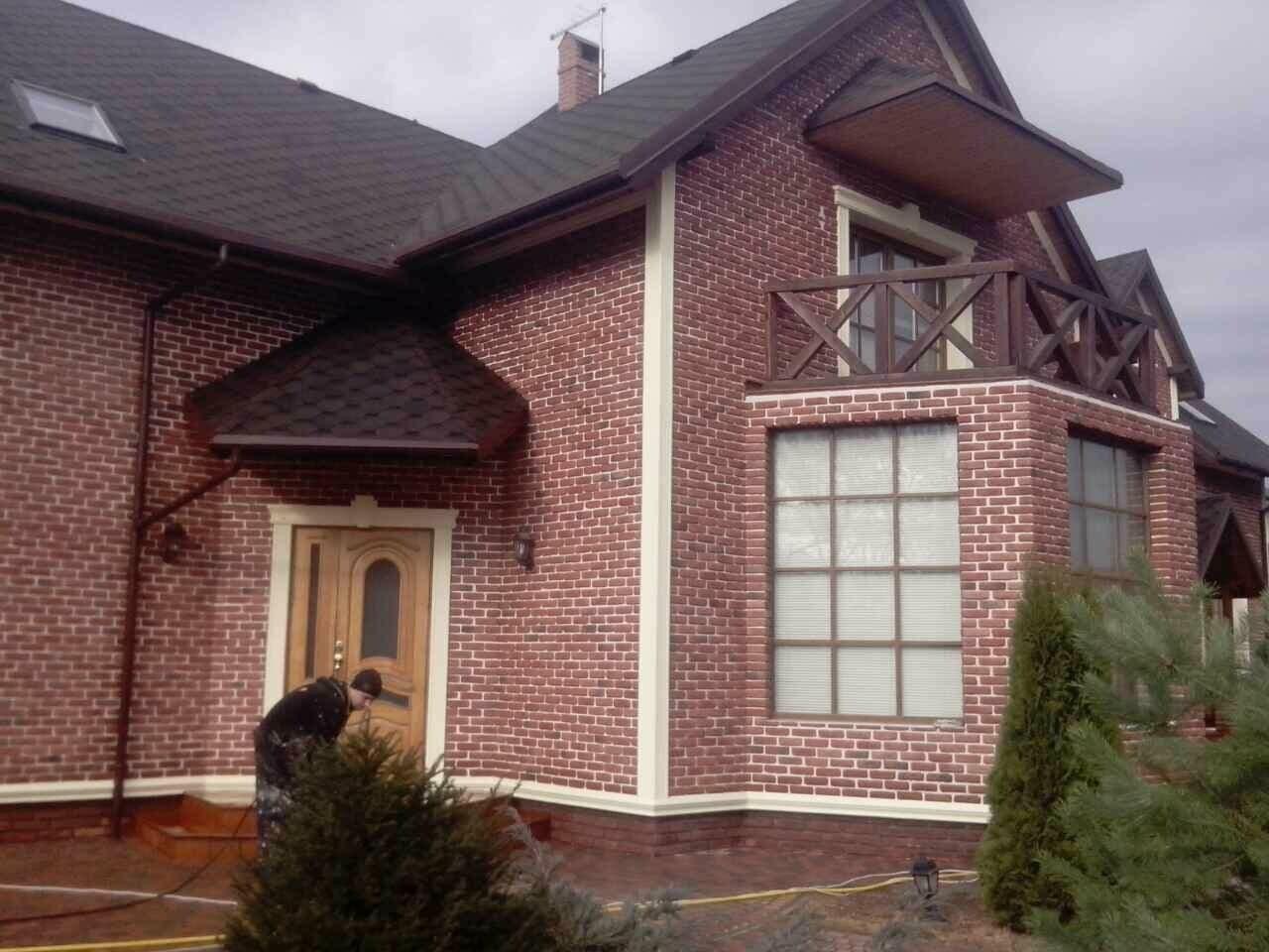 Наші роботи, Майстер фасаду, будівельна бригада в Чернівцях