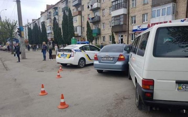 На проспекті Незалежності аварія: зіштовхнувся мікроавтобус і легковик (ФОТО), фото-2