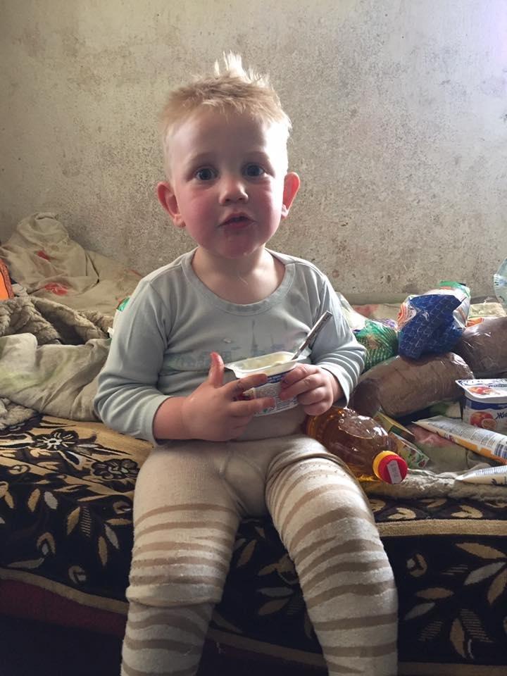 Чернівецька волонтерка показала як живуть діти за межею бідності (ФОТО), фото-1