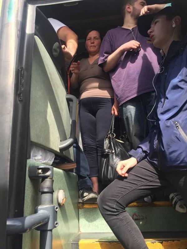 """Чернівчанин розповів, у яких жахливих умовах їздять пасажири автобусу """"Чернівці - Київ"""" (ФОТО), фото-2"""