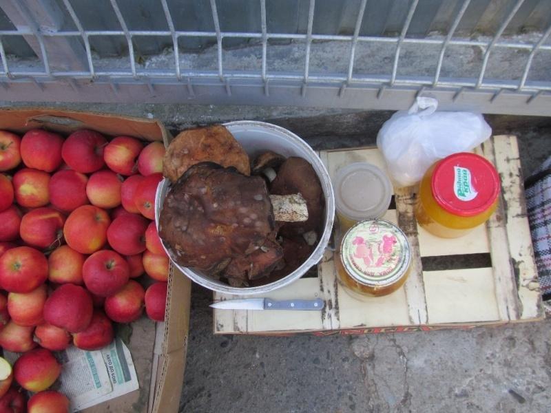 Гриби на чернівецьких ринках продають від 30 до 130 грн за кілограм (фото), фото-1