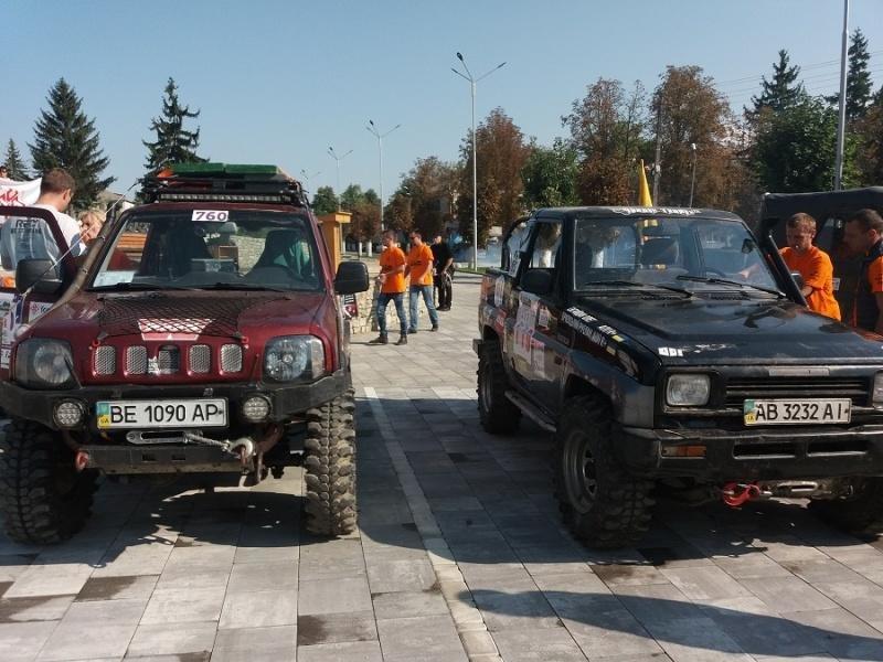 На Буковині стартували змагання на позашляховиках (фото), фото-2