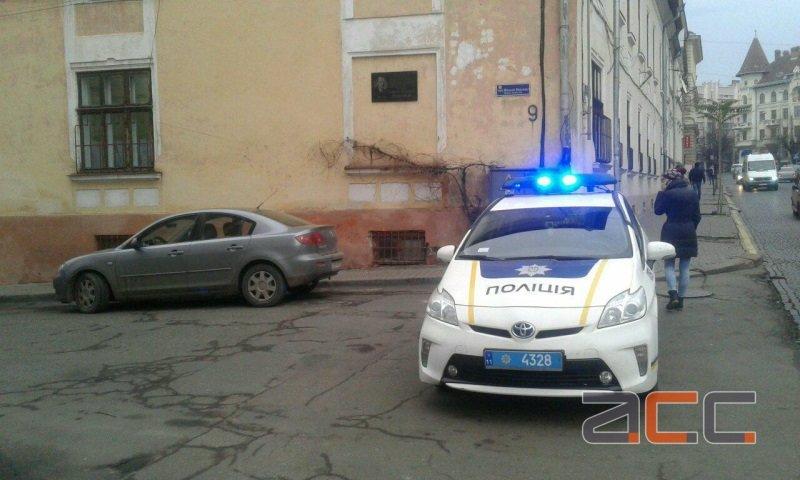 У Чернівцях на вулиці Вавілова працюють вибухотехніки (фото), фото-1