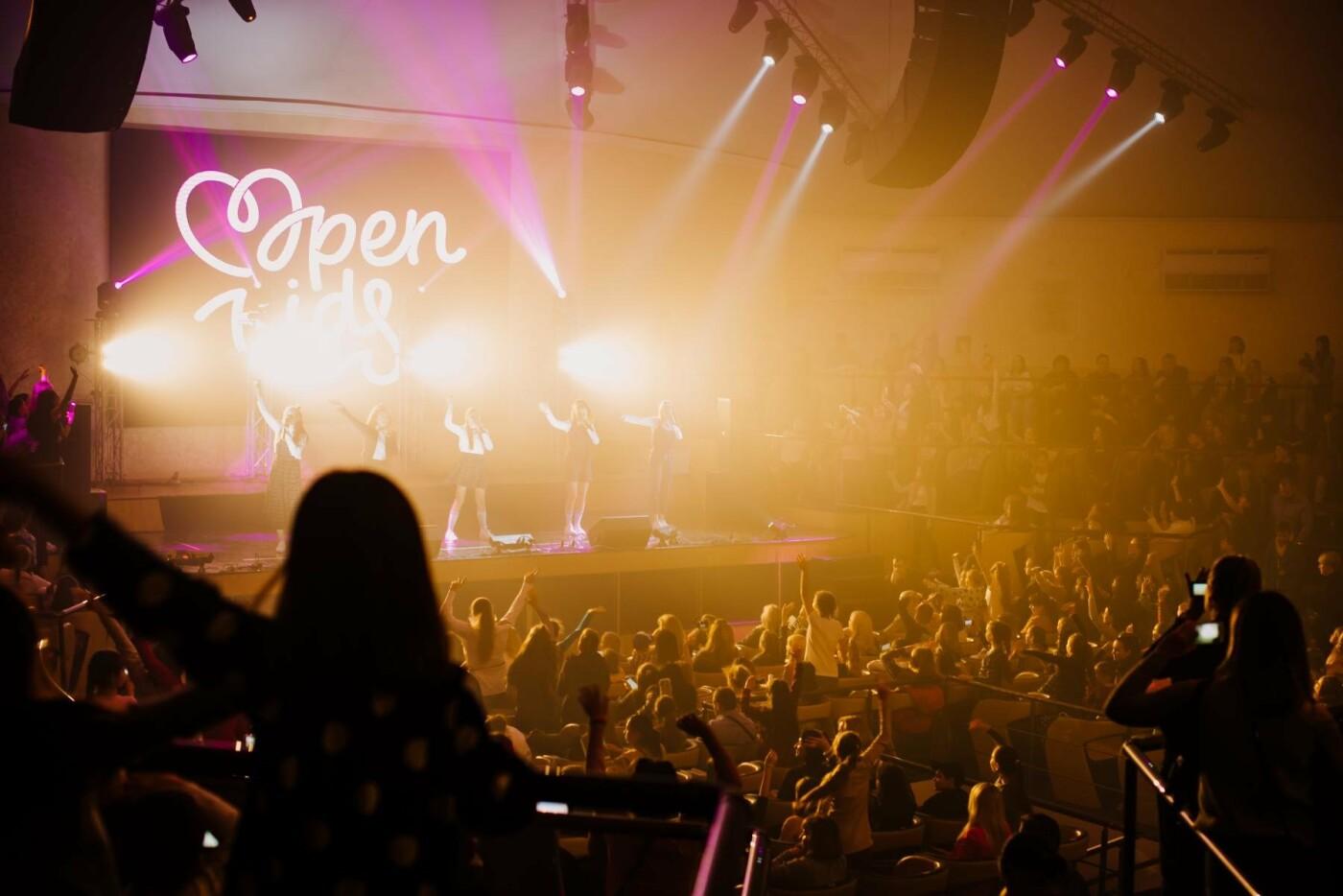 В рамках всеукраїнського туру до Чернівців завітає гурт «Open Kids», фото-1