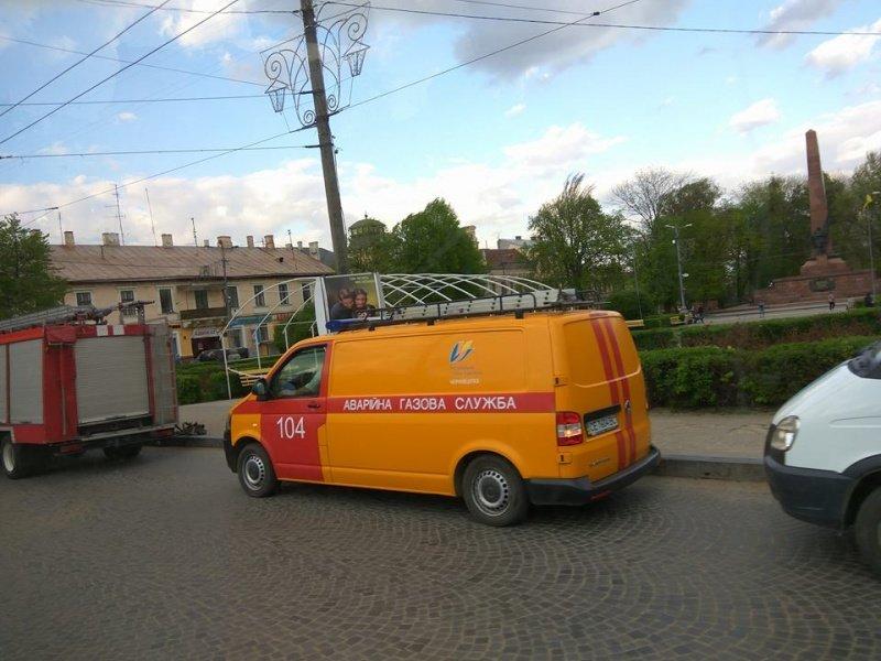 У Чернівцях аварійні служби шукали вибухівку (фото), фото-1