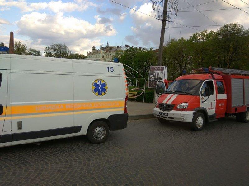 У Чернівцях аварійні служби шукали вибухівку (фото), фото-3