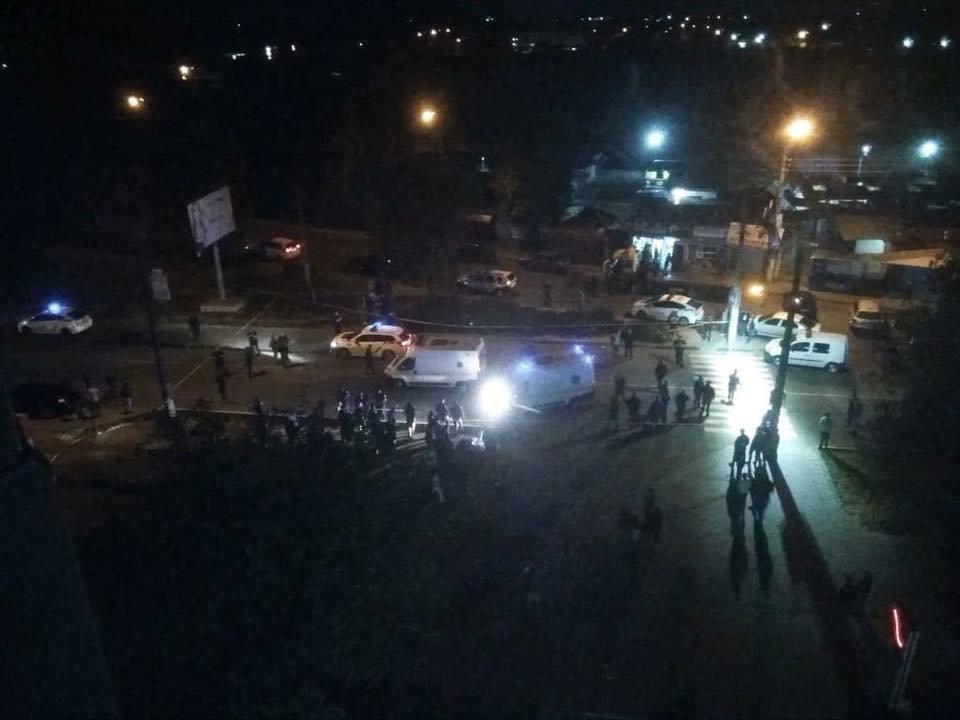 Смертельна ДТП у Чернівцях: патрульні збили молодого хлопця на пішохідному переході, фото-1