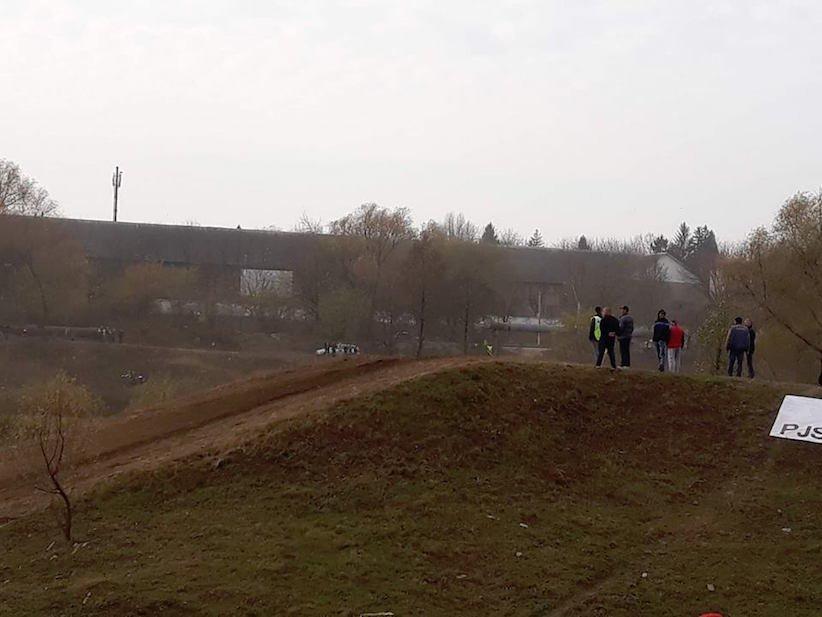 Спортсмен із Закарпаття травмувався на змаганнях із мотокросу у Чернівцях (фото), фото-1