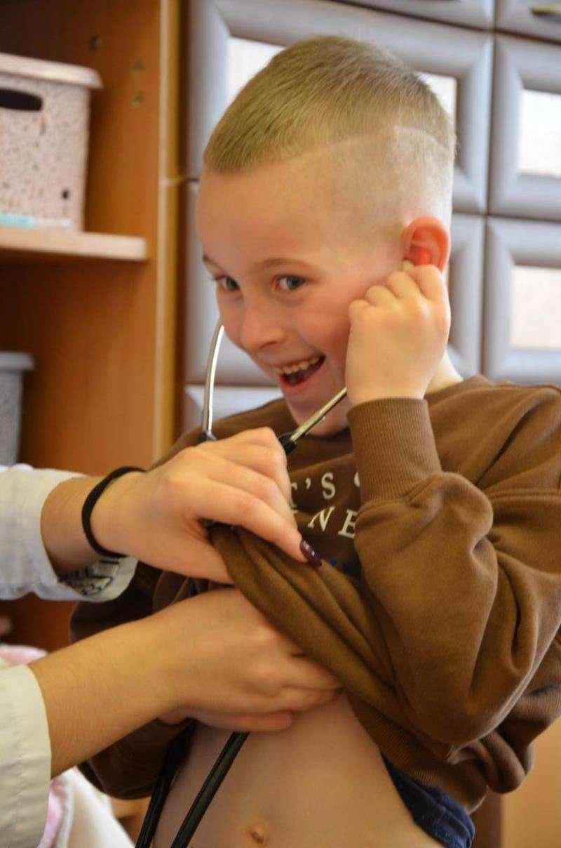 У Чернівцях дітей навчали не боятися лікарів (фото), фото-3