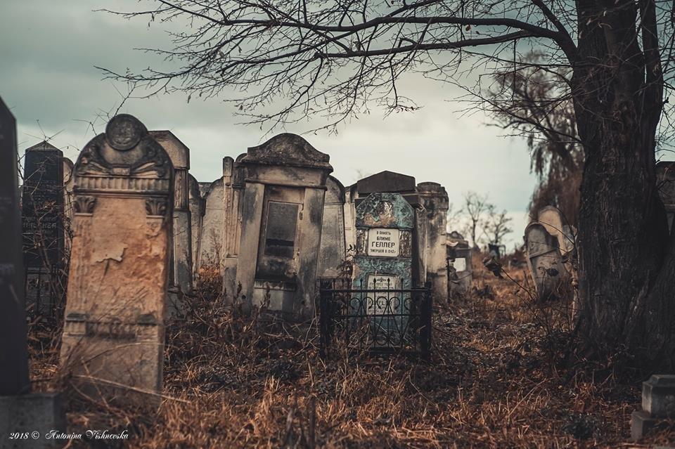 Одне з наймістичніших кладовищ України знаходиться у Чернівцях (фото), фото-10