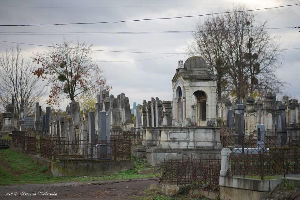 Одне з наймістичніших кладовищ України знаходиться у Чернівцях (фото), фото-6
