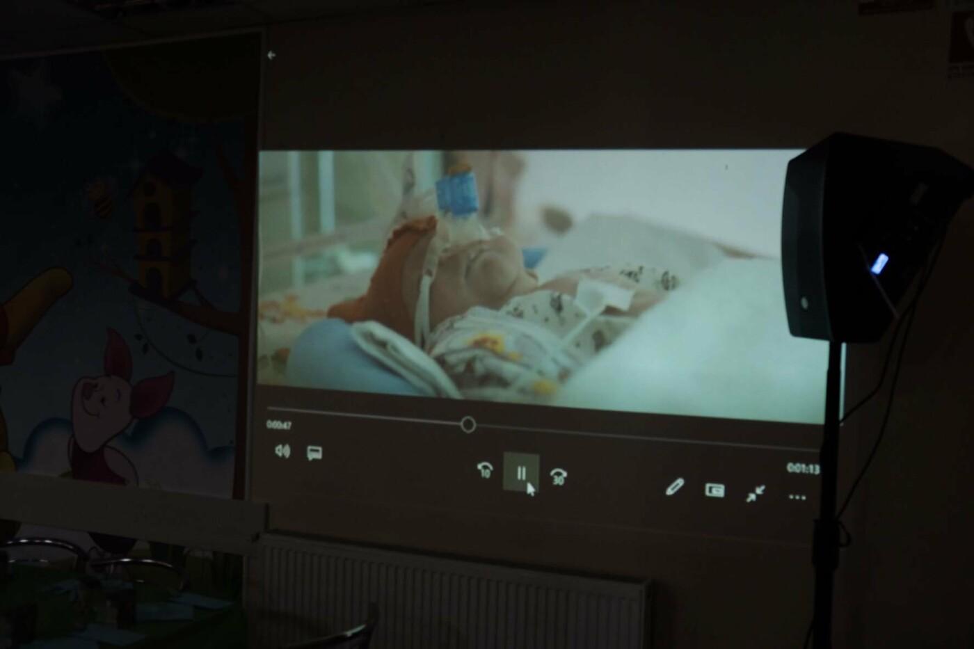 У Чернівцях святкували Міжнародний день передчасно народжених малюків (фото), фото-2