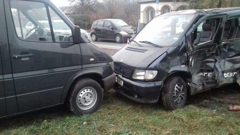 Потрійна ДТП на Буковині: є потерпілі (фото), фото-3
