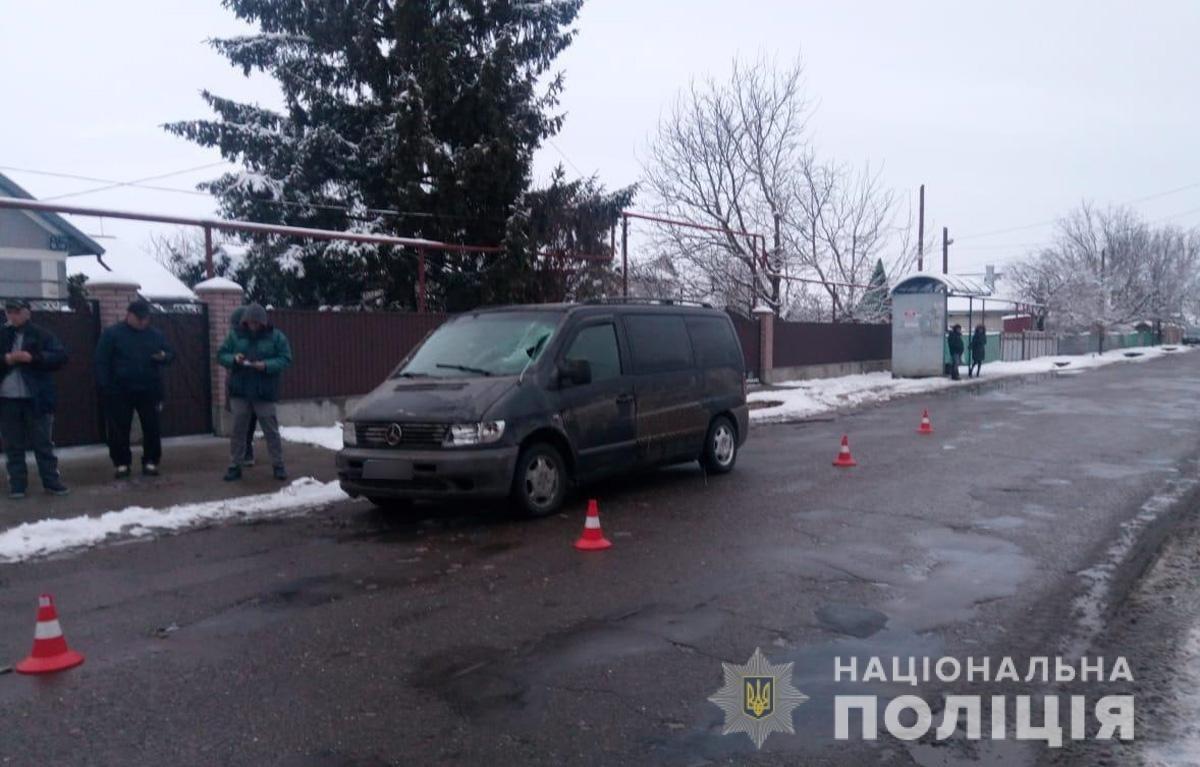 У Чернівцях  автомобіль збив 14-річного хлопчика, фото-1