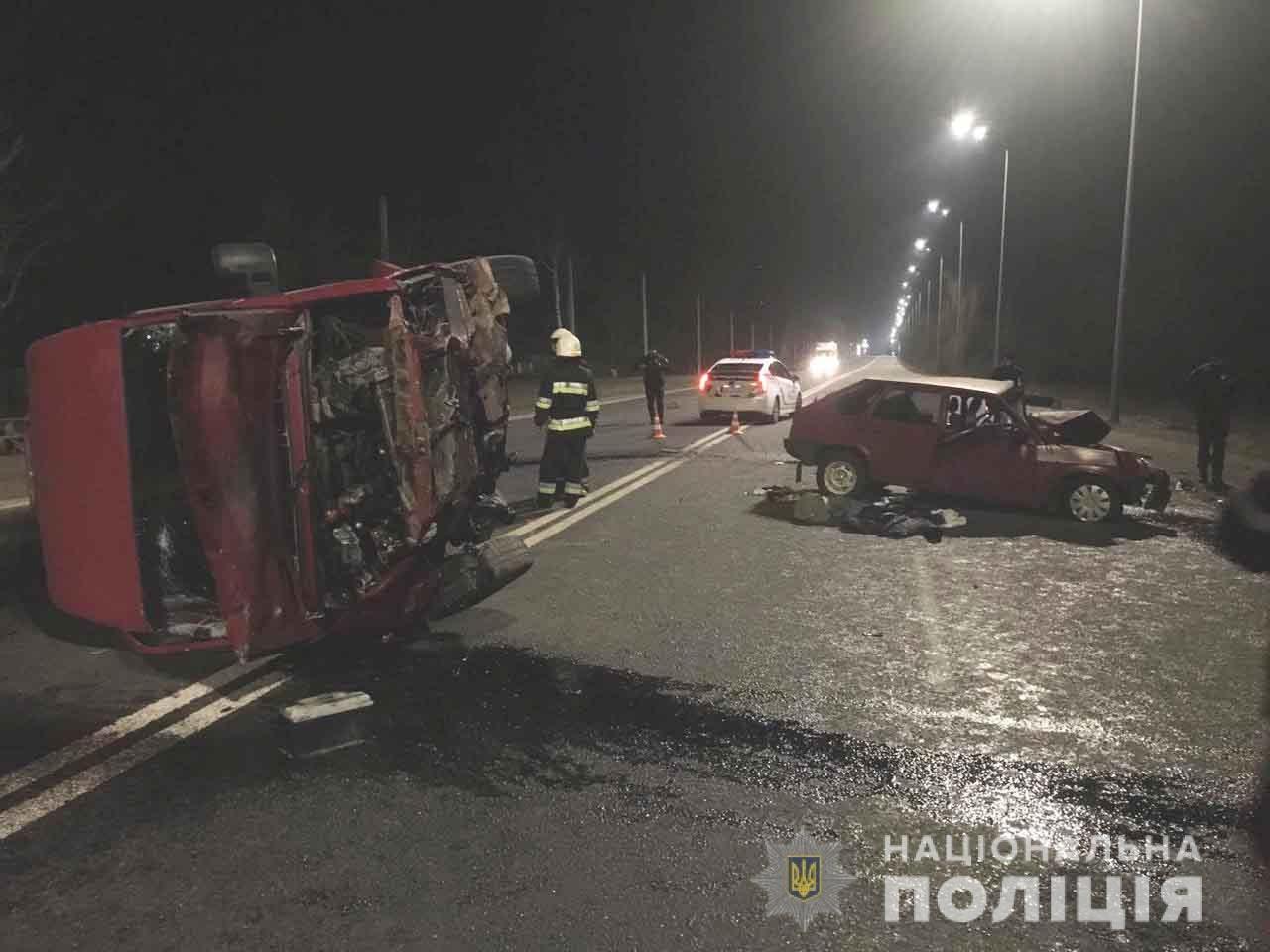 В масштабній аварії на Вінничині загинув літній чернівчанин, фото-1