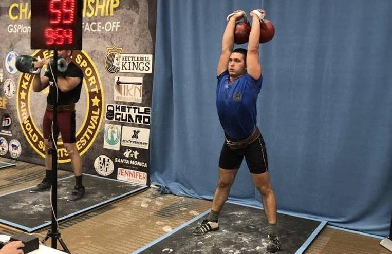 Буковинський спортсмен здобув два золота на змаганнях в США, фото-1