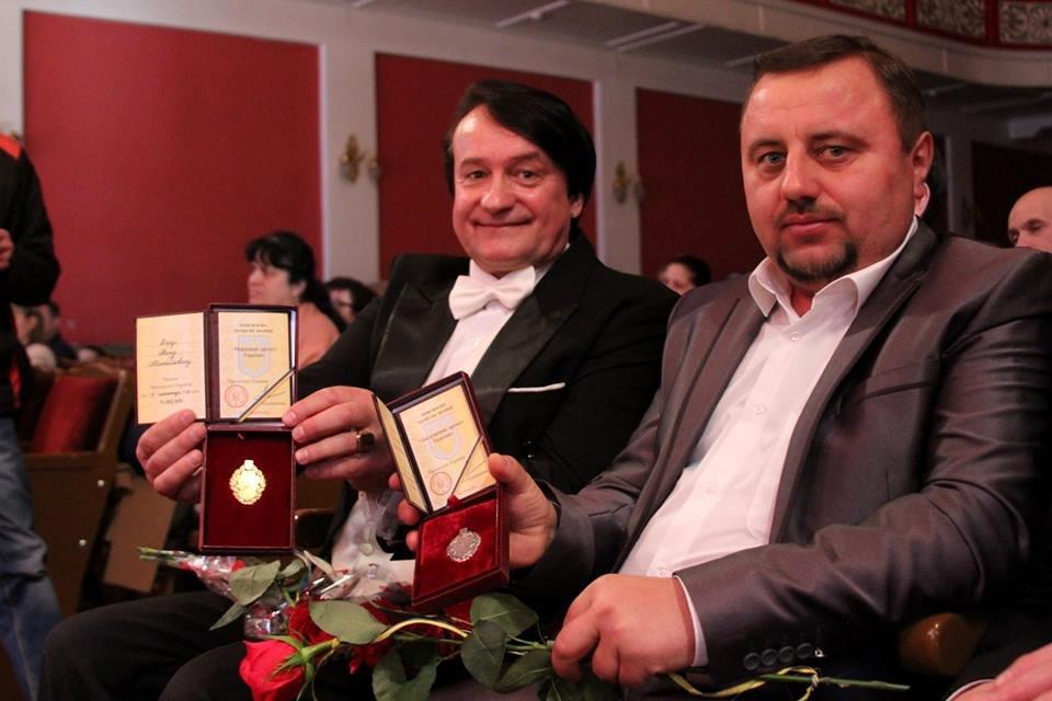 В Чернівцях нагородили відомих людей, фото-3